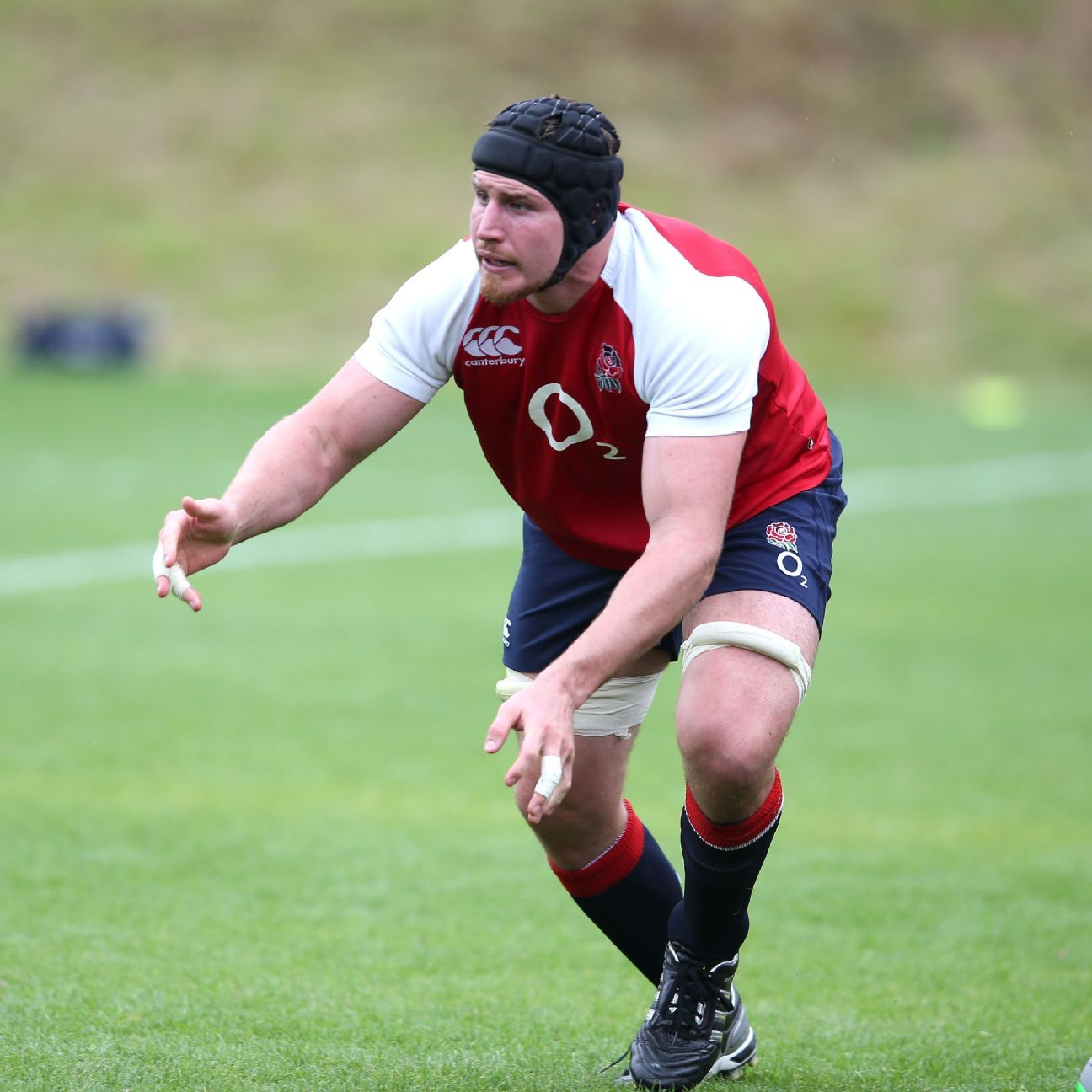Ben Morgan's Recovery: From 'chicken Leg' To England Return