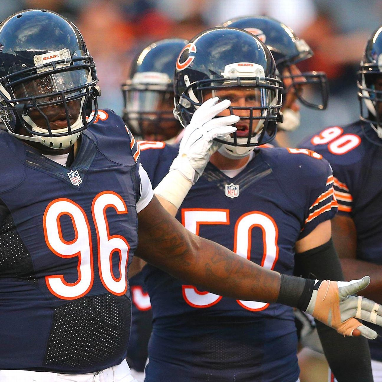 Chicago Bears Roster: Defensive Line Depth A Concern With Chicago Bears' First