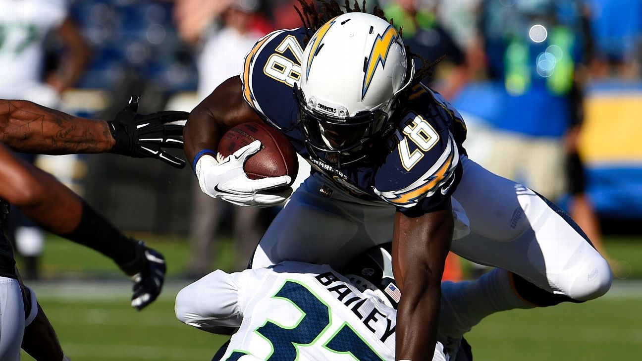 San Diego Chargers Rb Melvin Gordon Needs To Hit The Turbo