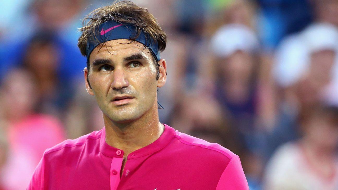 Serena Williams still awed by Roger Federer