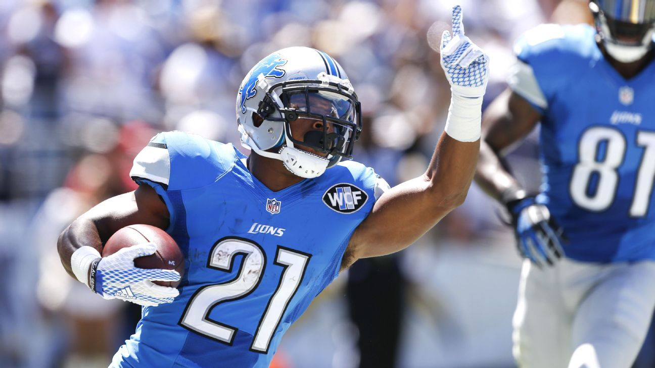 Ameer Abdullah Proves Valuable In Detroit S Collapse Vs