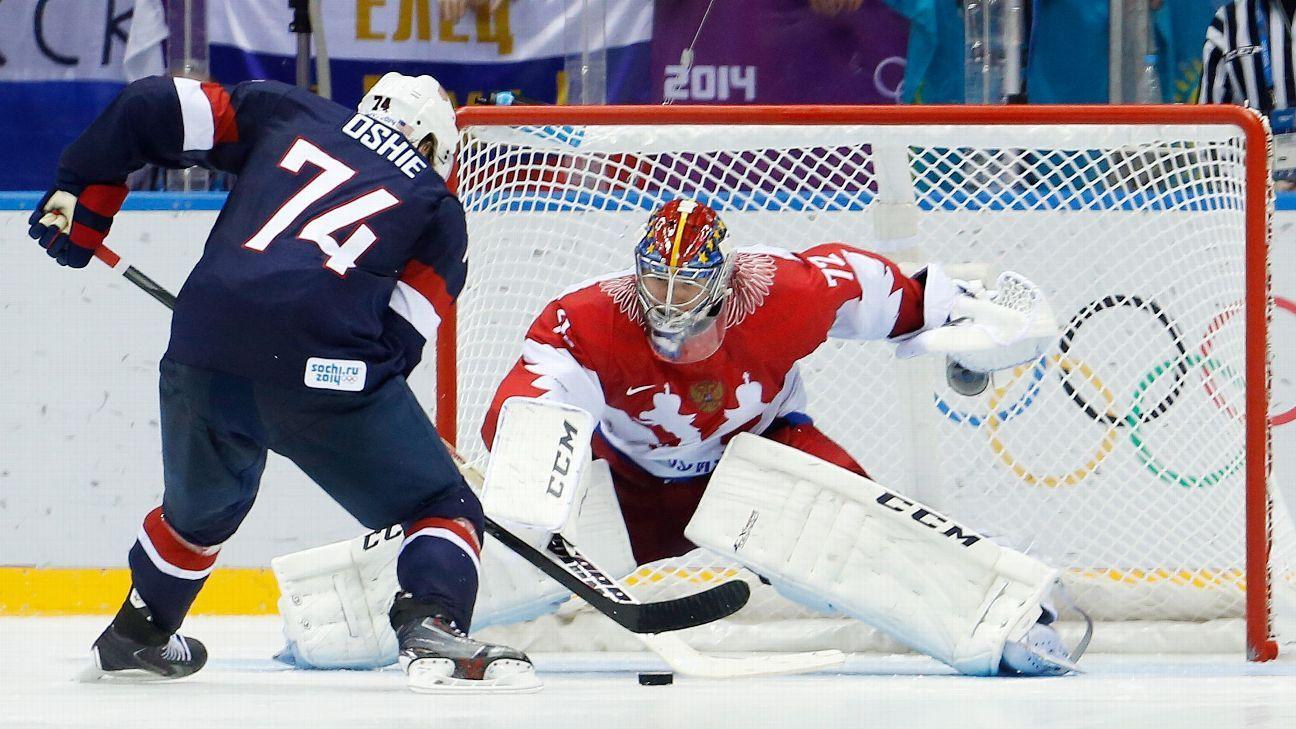 Ice hockey at the 2018 Winter Olympics - Wikipedia