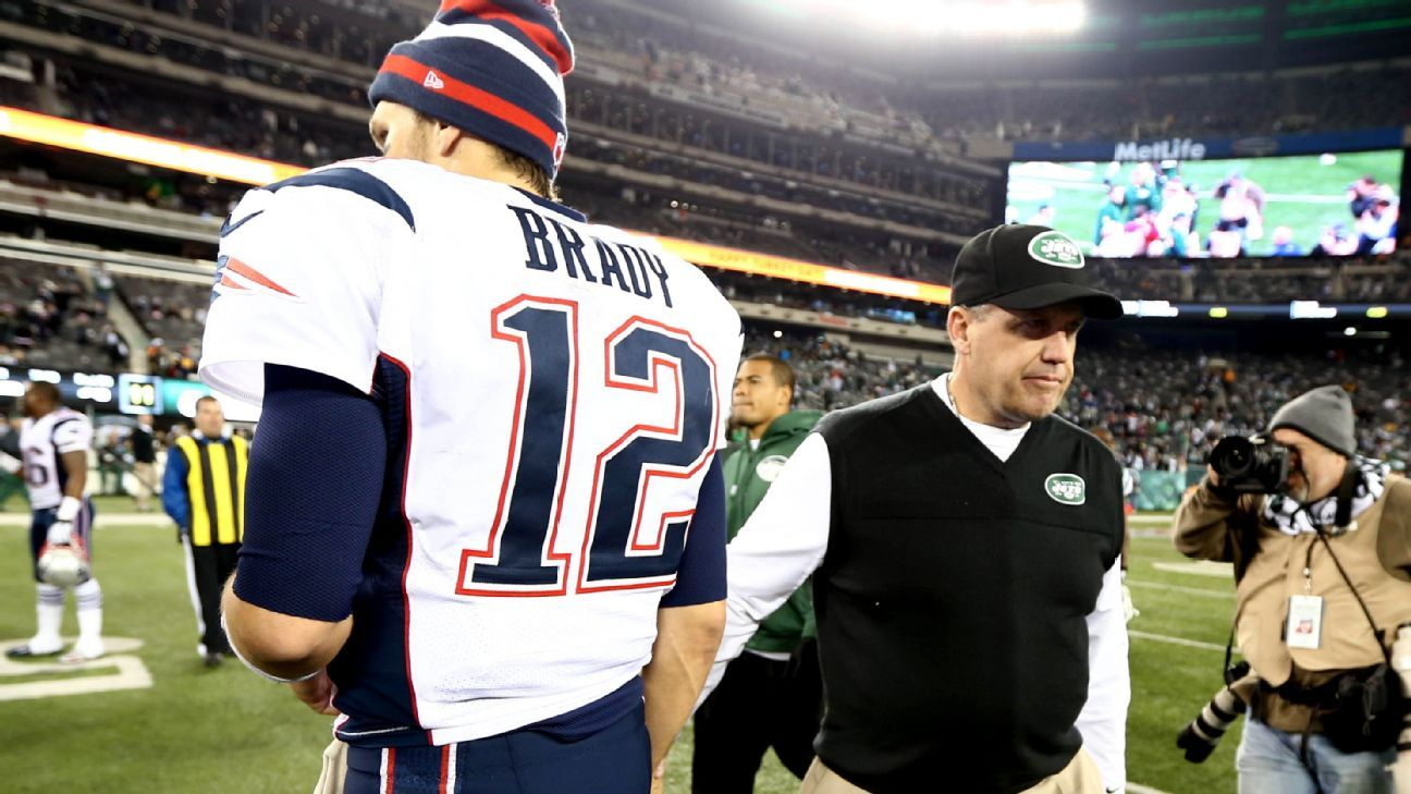 Rex Ryan: I respect the hell out of Tom Brady