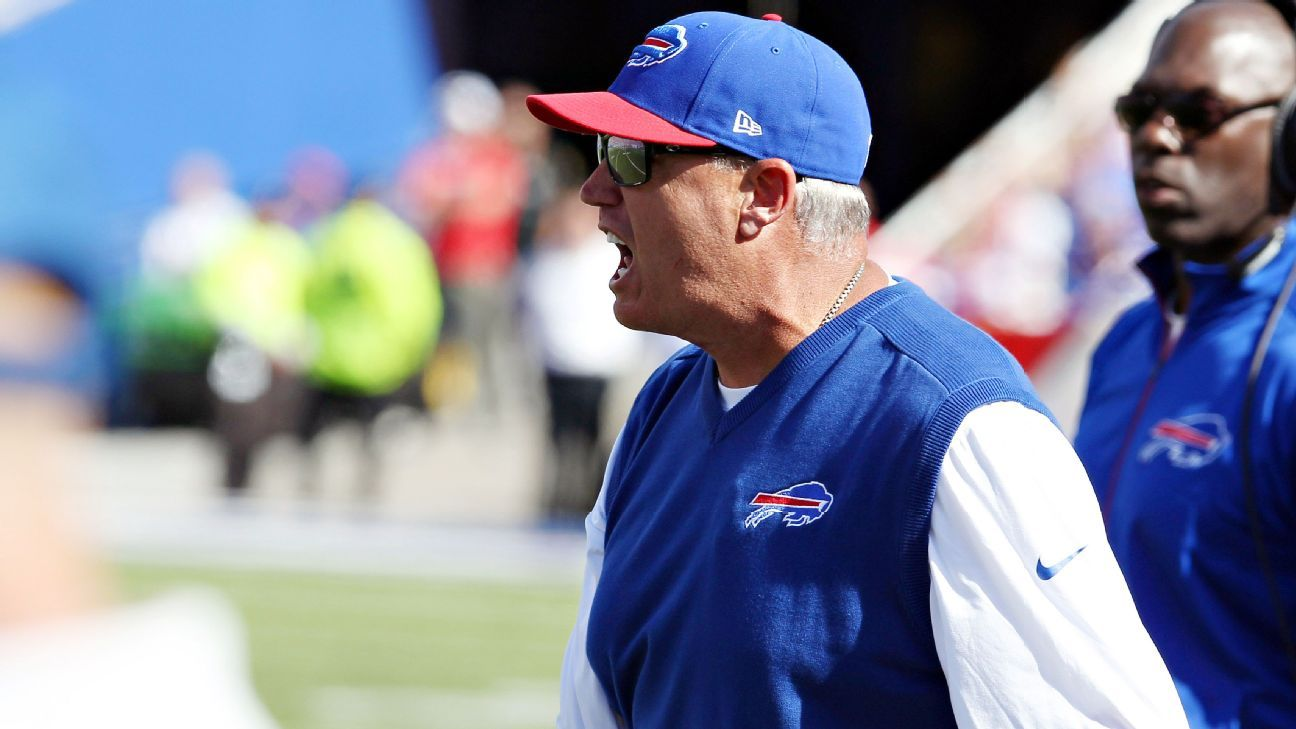 Rex Ryan accepts blame for Bills' loss; Duke Williams predicts playoff rematch