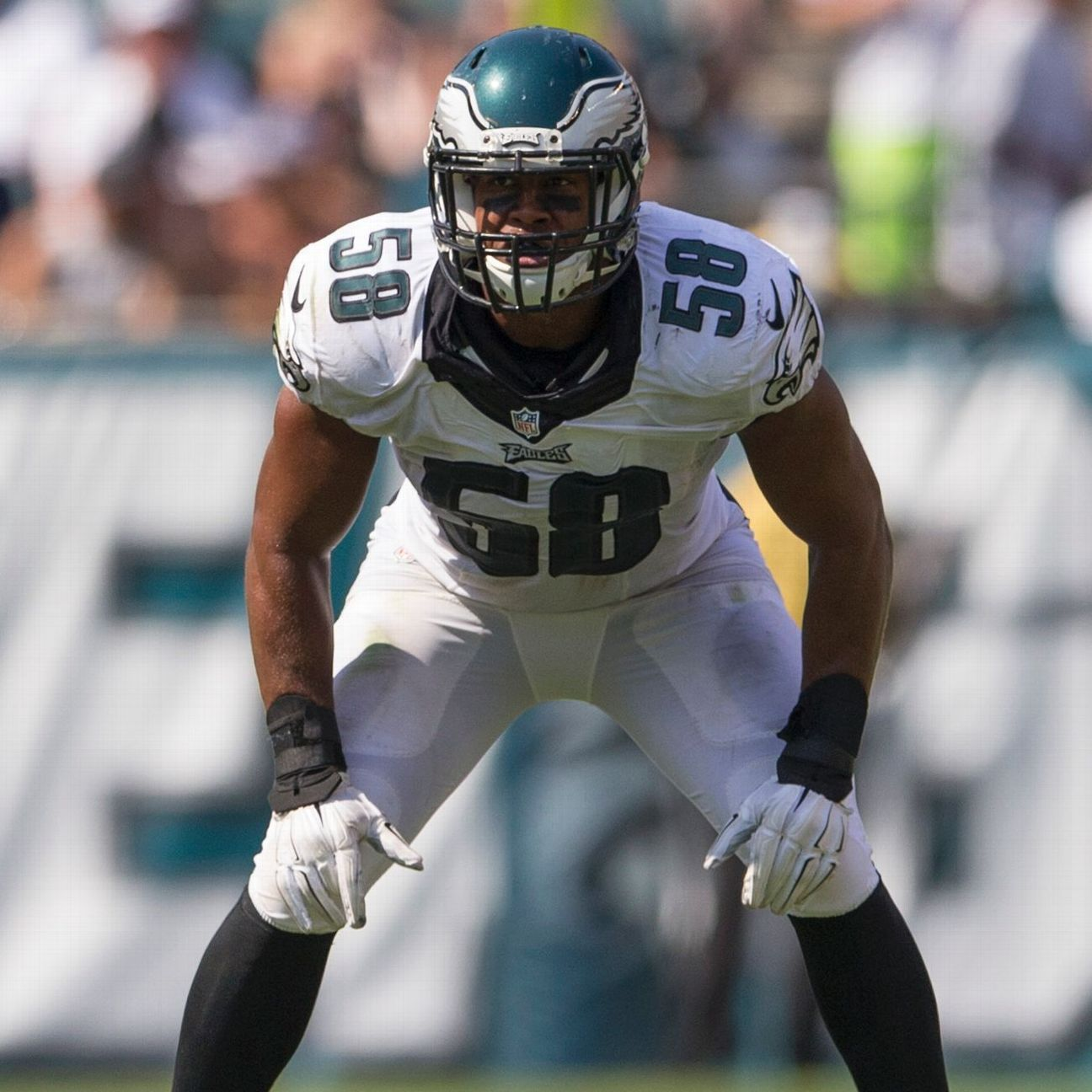 Eagles Selection Of Jordan Hicks Questioned Amid O Line