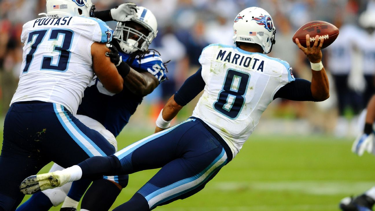 Image result for marcus mariota vs colts