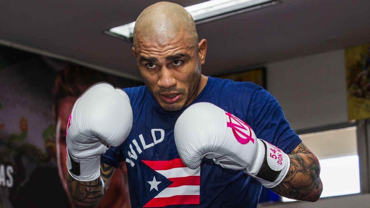 Miguel Cotto ready to add another belt to his Hall of Fame r