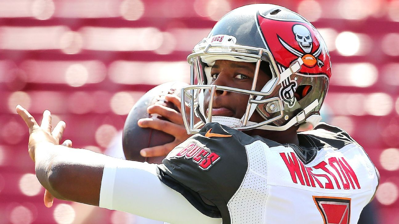 Buccaneers quarterback Jameis Winston has reached a settlement with the Uber driver who said he groped her in March 2016, according to court records. Winston was suspended three games this season after an NFL investigation.
