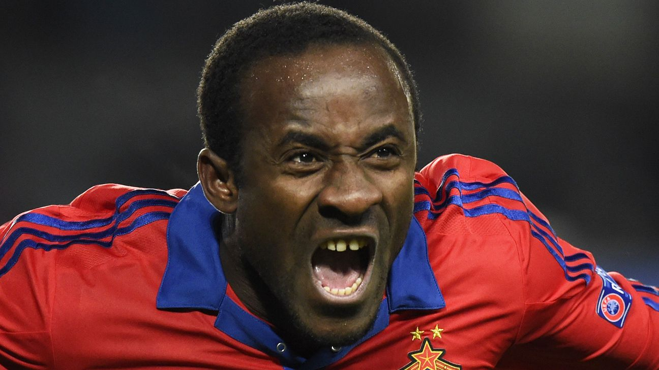 CSKA hopeful over permanent Seydou Doumbia move from Roma