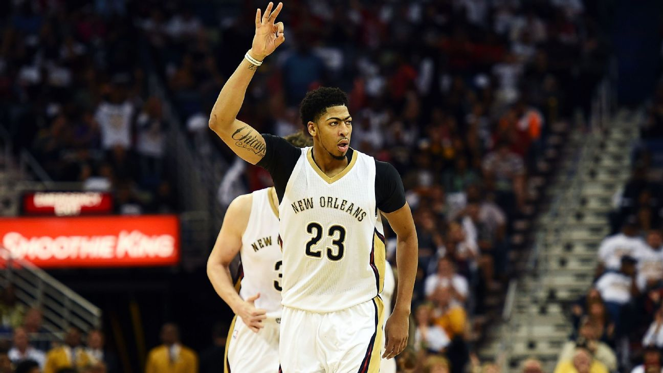 New Orleans Pelicans shut down Anthony Davis for rest of season