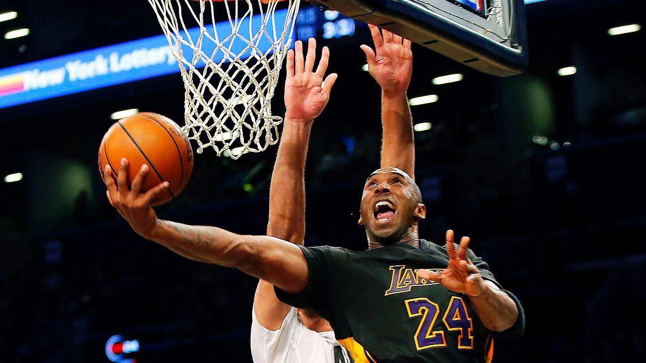 Lakers' Kobe Bryant says, 'I'm not playing anywhere else'