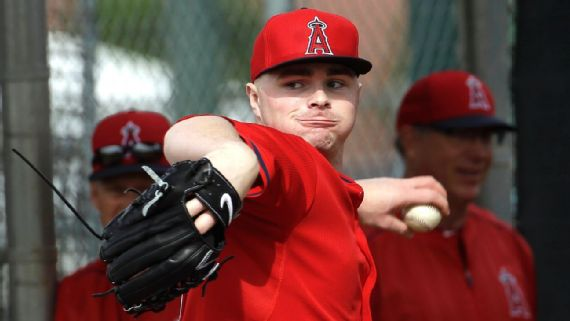 Sean Newcomb Angelinos