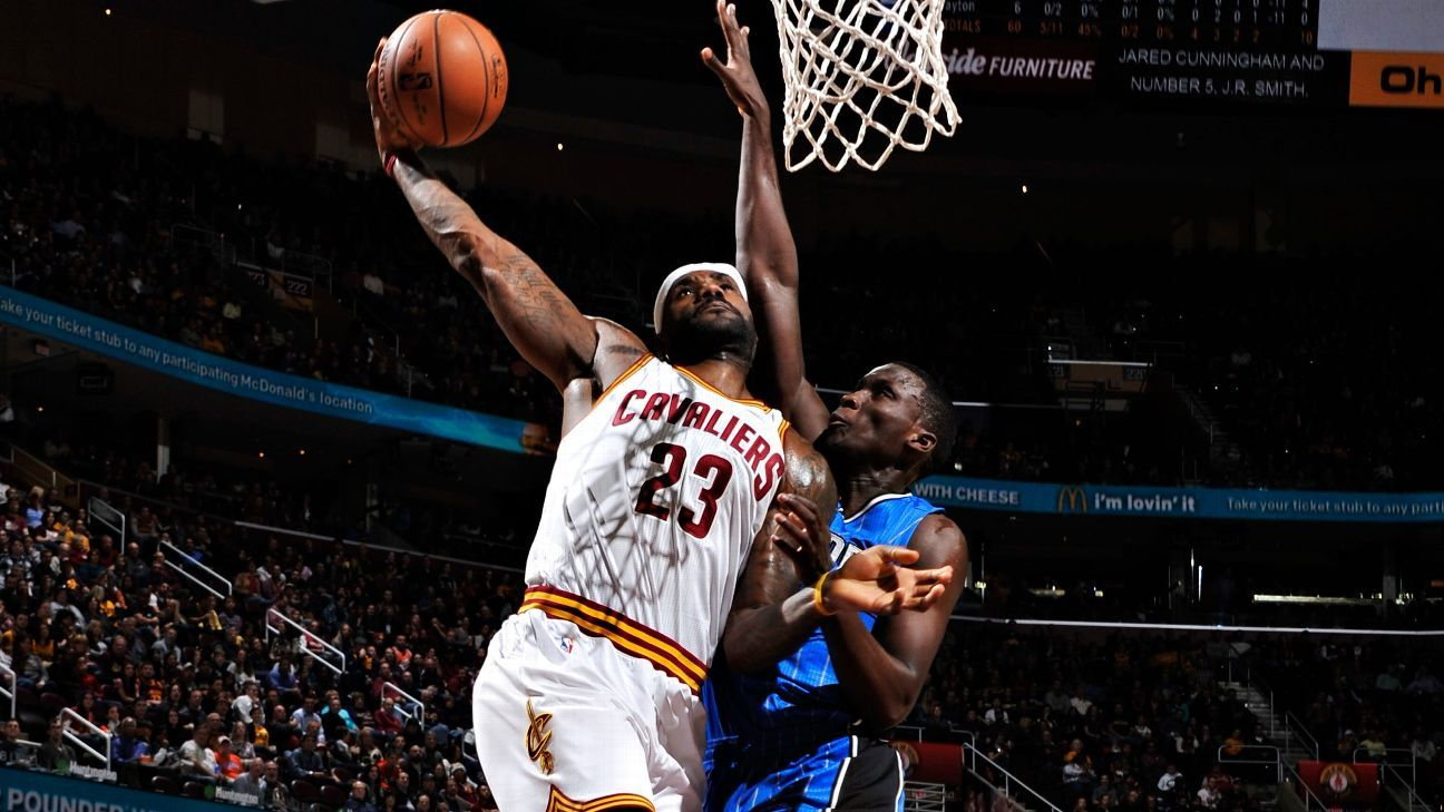 LeBron James joins Oscar Robertson as only players to be ...