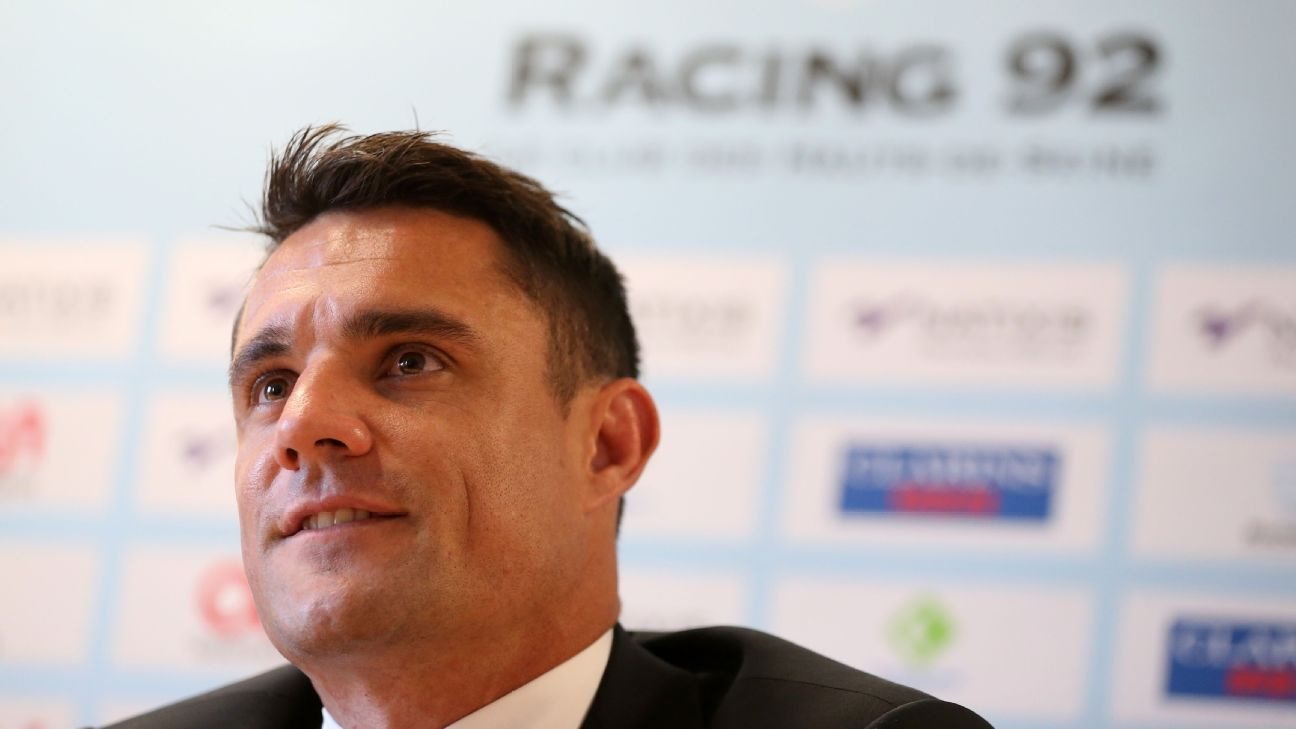 dan carter sought paris safety assurance before heading to racing 92. Black Bedroom Furniture Sets. Home Design Ideas