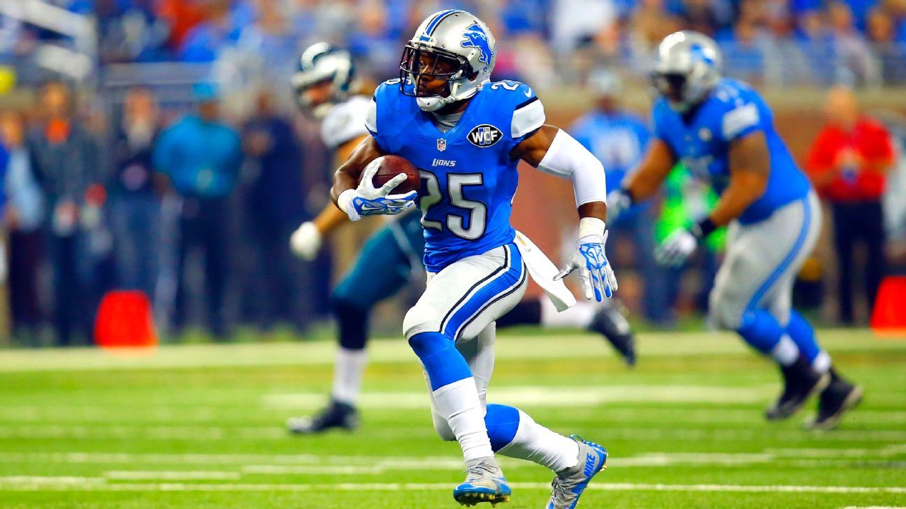 Image result for theo riddick lions