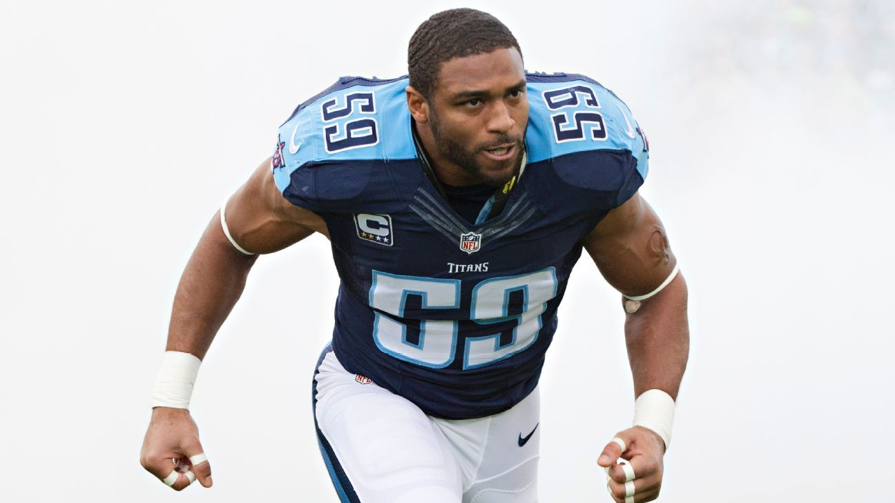 Wesley Woodyard Highlights Tennessee Titans Undrafted