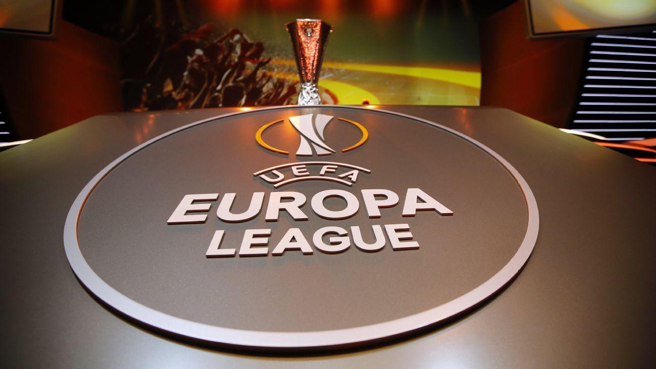 Champions League trophy. AFP