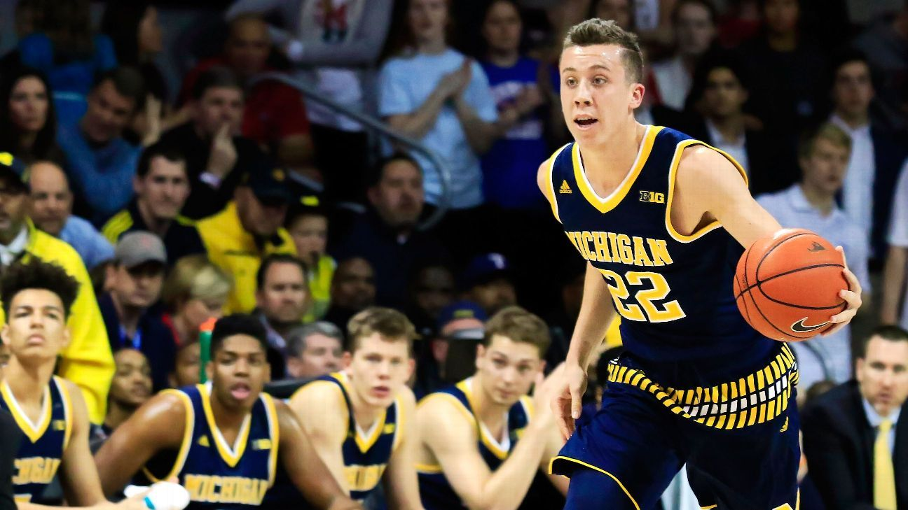 Michigan Wolverines Duncan Robinson completes improbable ...