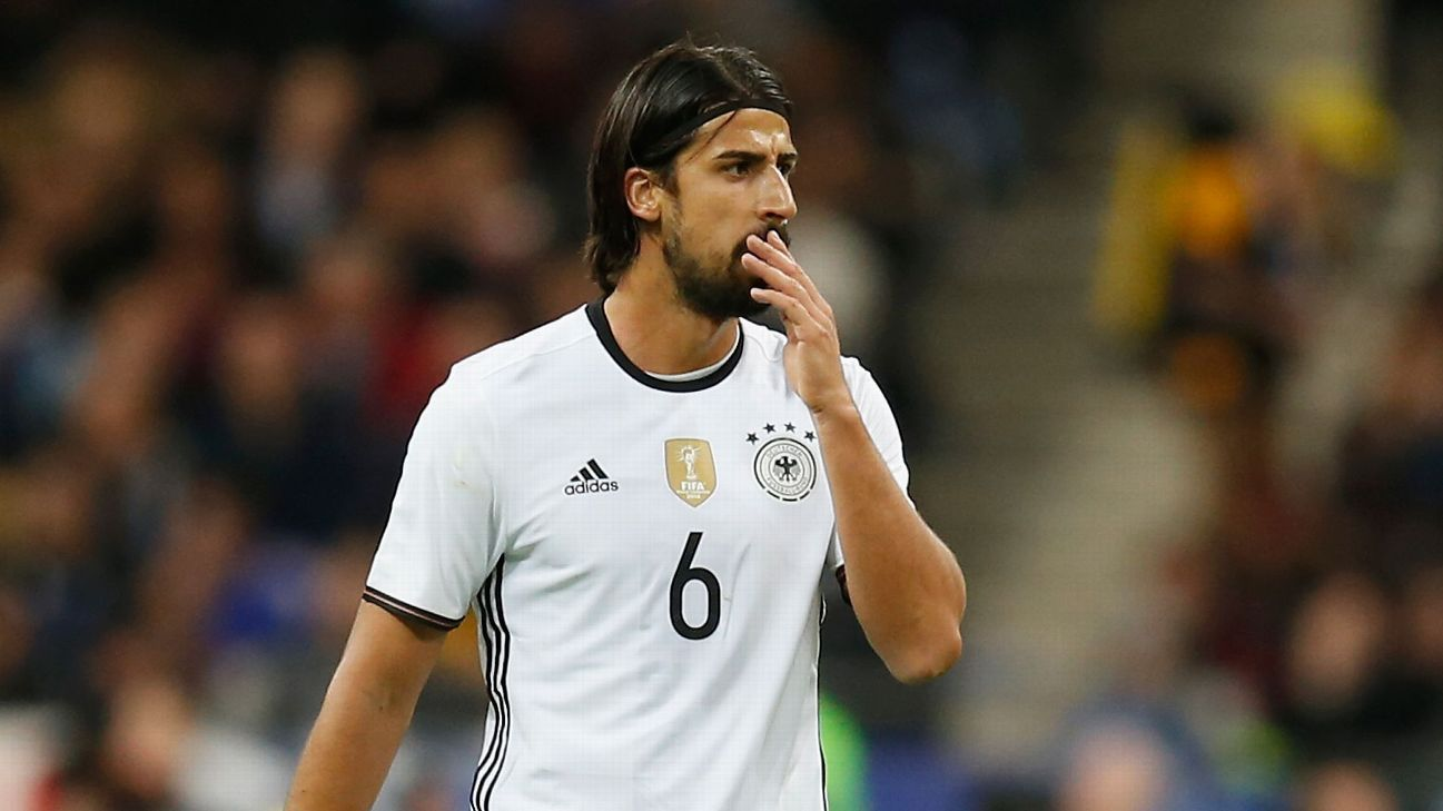 Germany s Sami Khedira and Mario Gomez injury doubts for semifinal