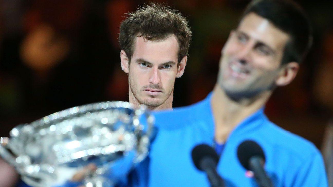 Andy Murray should win two 2017 Grand Slams - Greg Rusedski