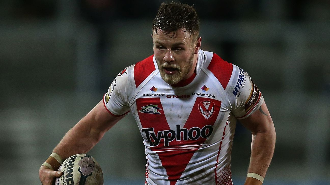 Exeter Chiefs' Josh Jones set to return to rugby league