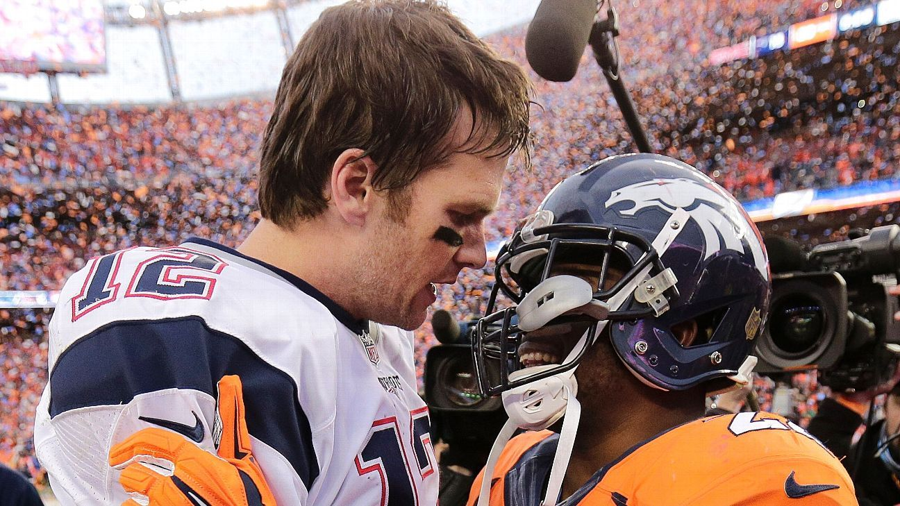 Broncos' C.J. Anderson thanks Tom Brady for encouragement
