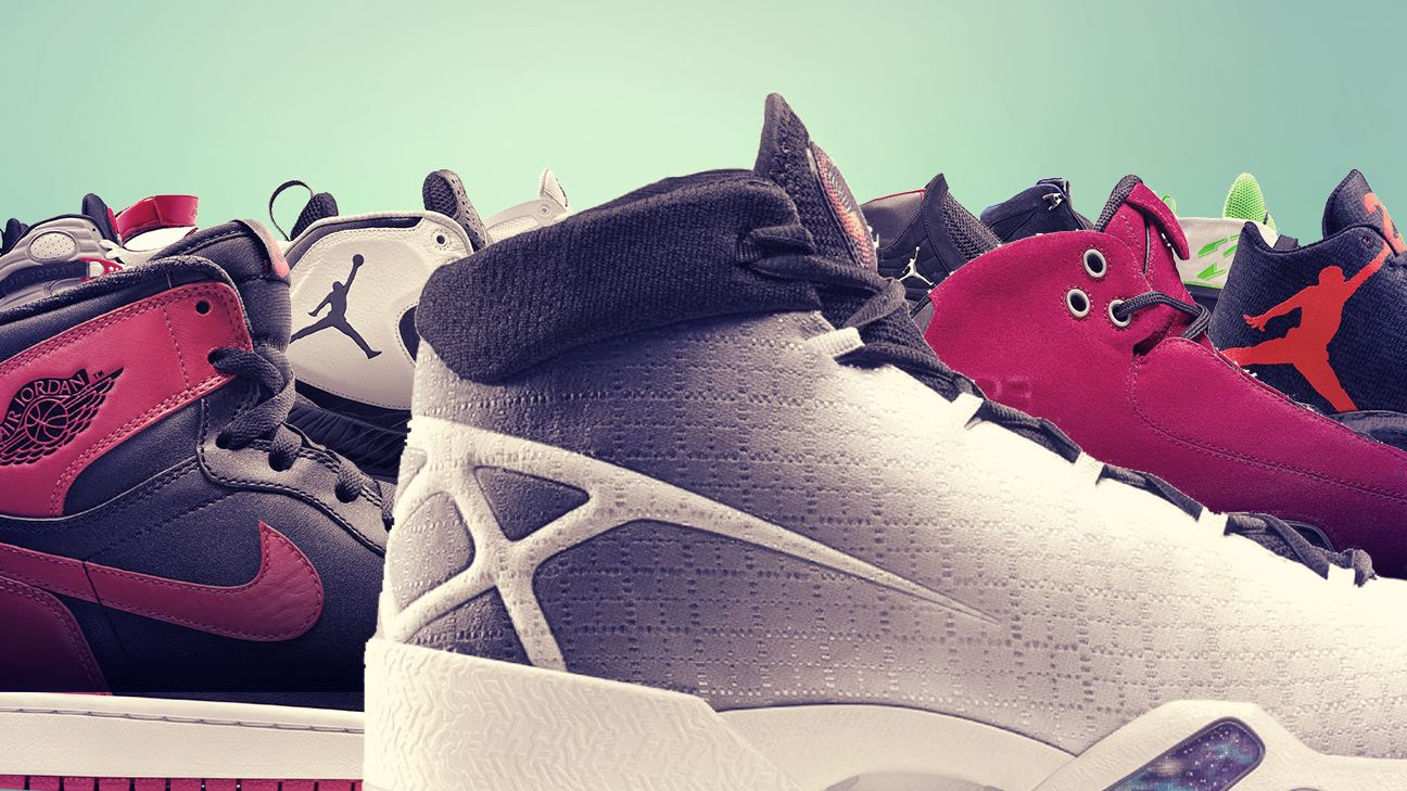 Ranking every Air Jordan sneaker 1-XX9