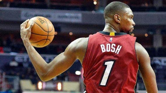 Inikah Akhir Karier Chris Bosh?