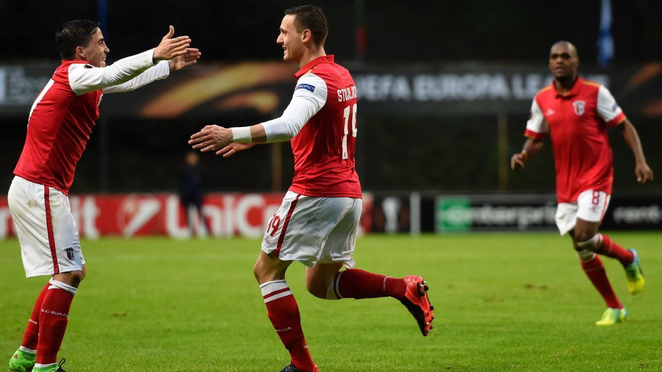 Braga Fc: Football Match Report