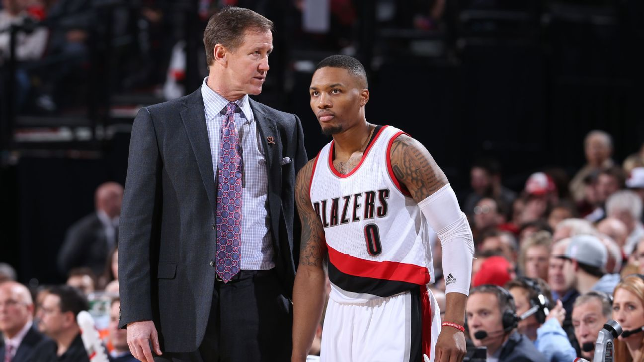 Portland Trail Blazers and coach Terry Stotts find success - NBA