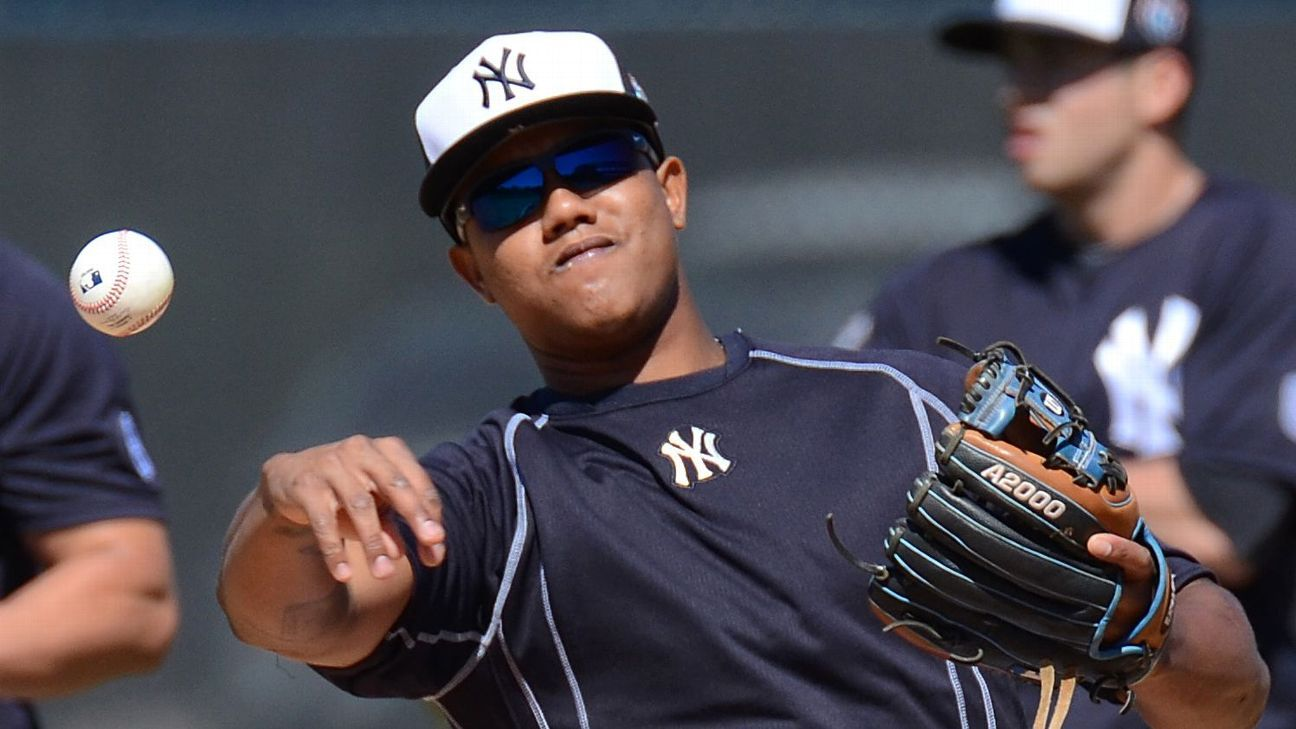 Yankees asking a lot of Starlin Castro
