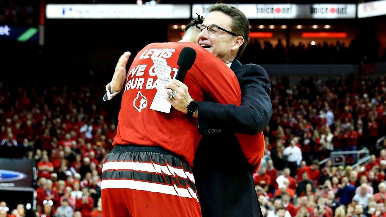 Kentucky Basketball One Shining Moment 2012: Rick Pitino Honors Louisville Cardinals Senior Transfers