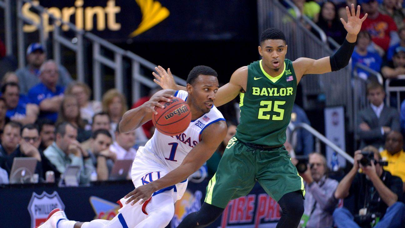 Wayne Selden, Devonte' Graham help Kansas Jayhawks beat Baylor Bears - Men's College Basketball ...