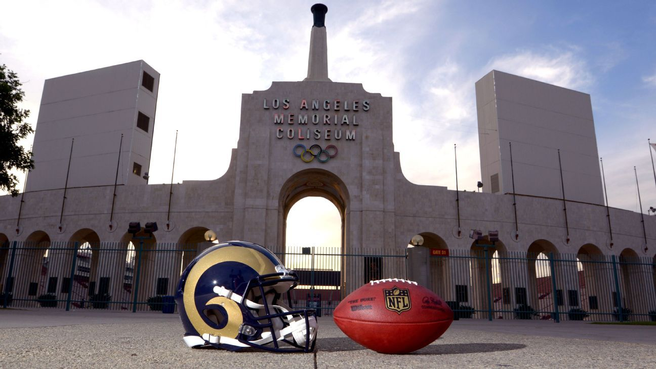 Jerseys NFL Outlet - Los Angeles Rams to wear throwback uniforms for first preseason ...