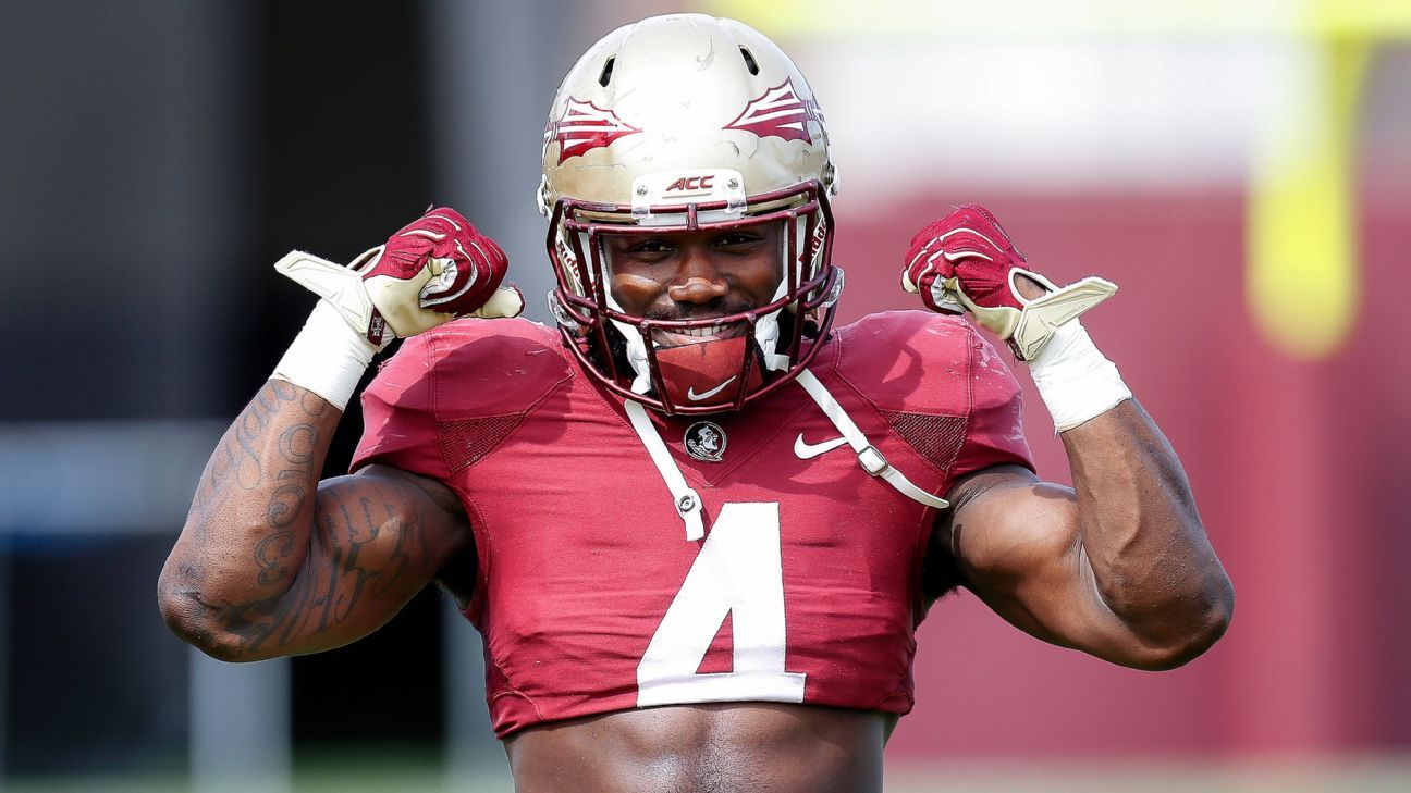 Florida State running back Dalvin Cook ready to change image