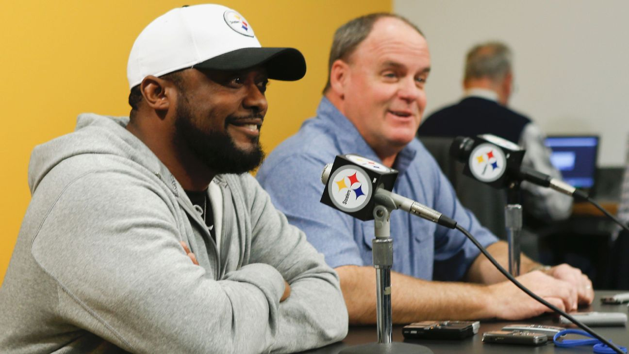Steelers general manager Kevin Colbert said on Friday that coach Mike Tomlin has full control of the locker room and that the organization is going strong.