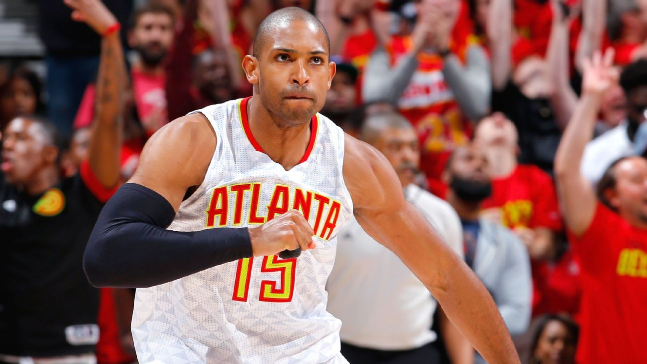 Sources: Thunder looking to lure Horford too