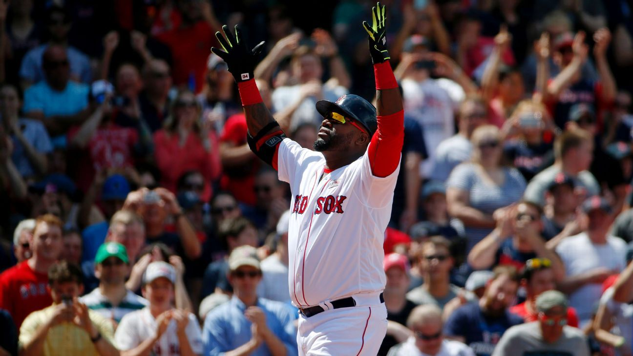 David Ortiz carries Red Sox back in way only Big Papi can - Boston Red Sox Blog-  ESPN