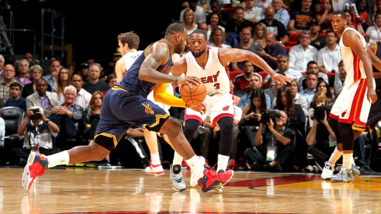 TrueHoop Presents: LeBron James and Dwyane Wade -- the friendship that enrages the NBA
