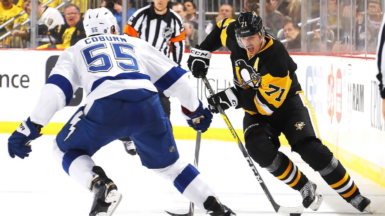 Tampa Bay Lightning-Pittsburgh Penguins Game 7 preview - Stats & Info- ESPN