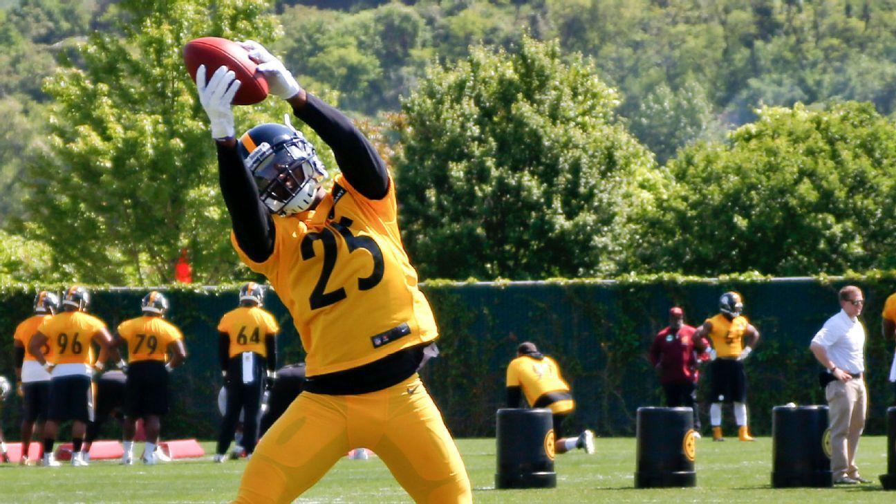 Steelers, Artie Burns, 1st round pick