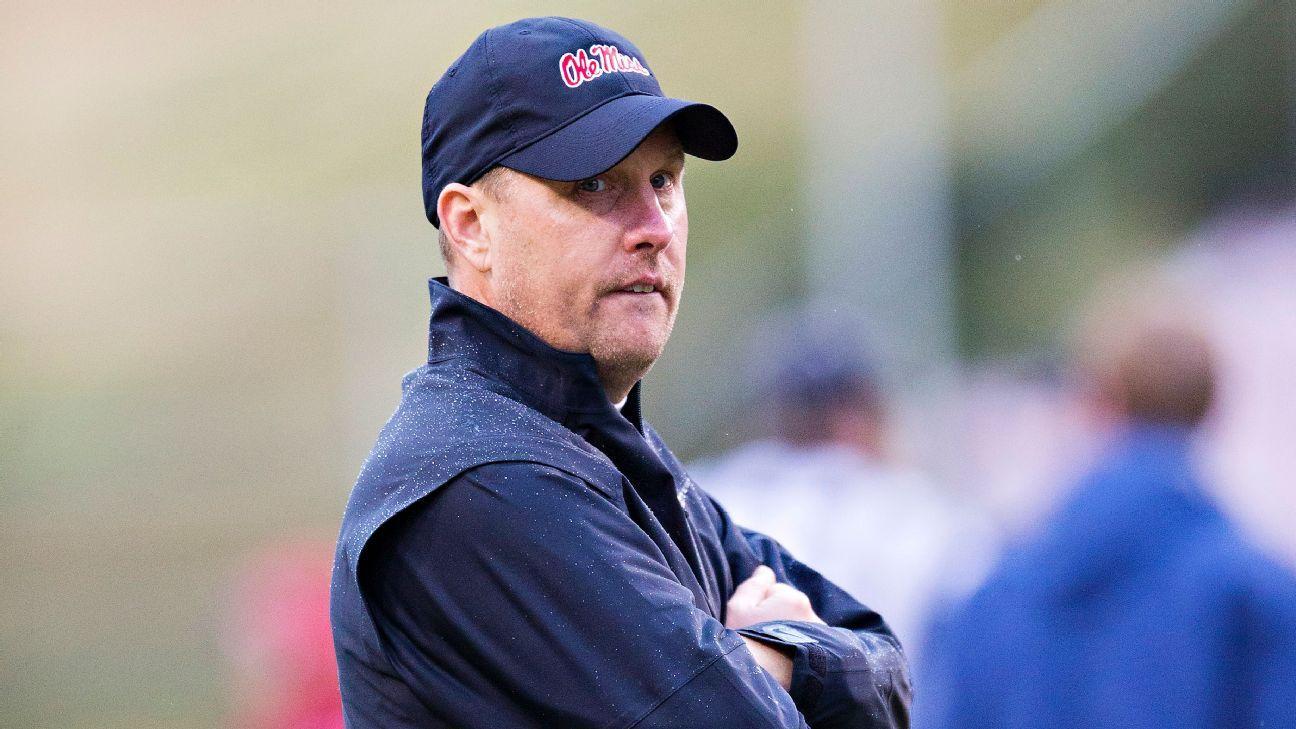 Hugh freeze says ole miss football team optimistic despite tumultuous