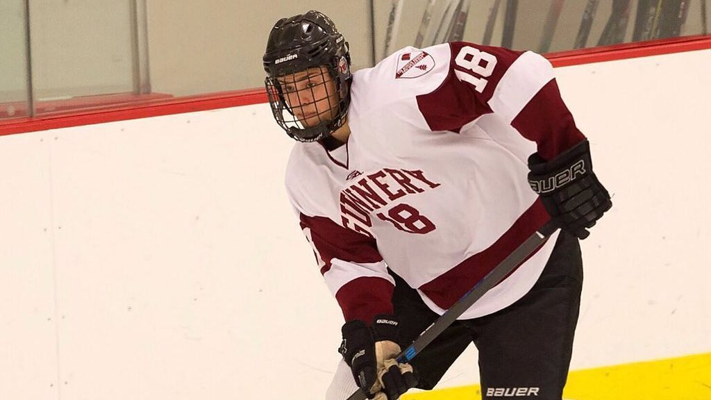 CT H.S.: Gunnery's Ethan DeStefani Commits To Merrimack