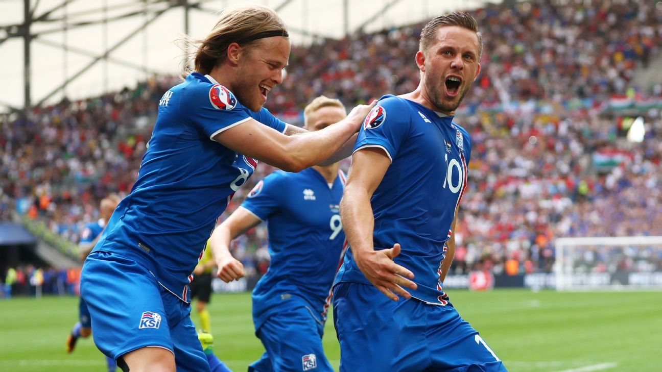 Image result for gylfi sigurdsson iceland