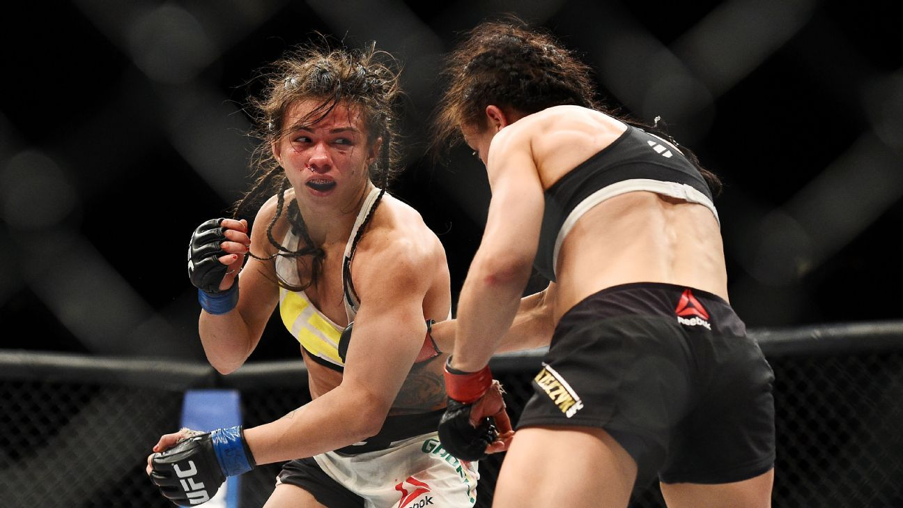 Claudia Gadelha-Karolina Kowalkiewicz showdown added to UFC 212 in June