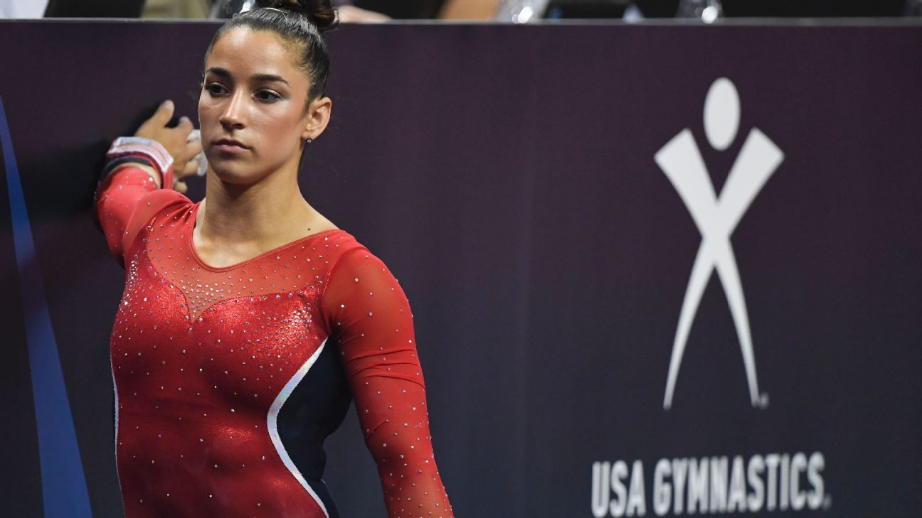 Raisman: USA Gymnastics told me to be quiet
