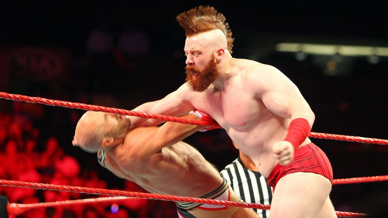 Wwe Profile Page Sheamus