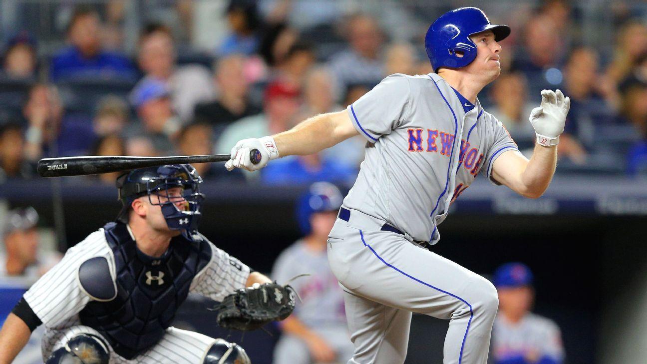 MLB Rumor Central: Will Mets trade Jay Bruce sooner than later?