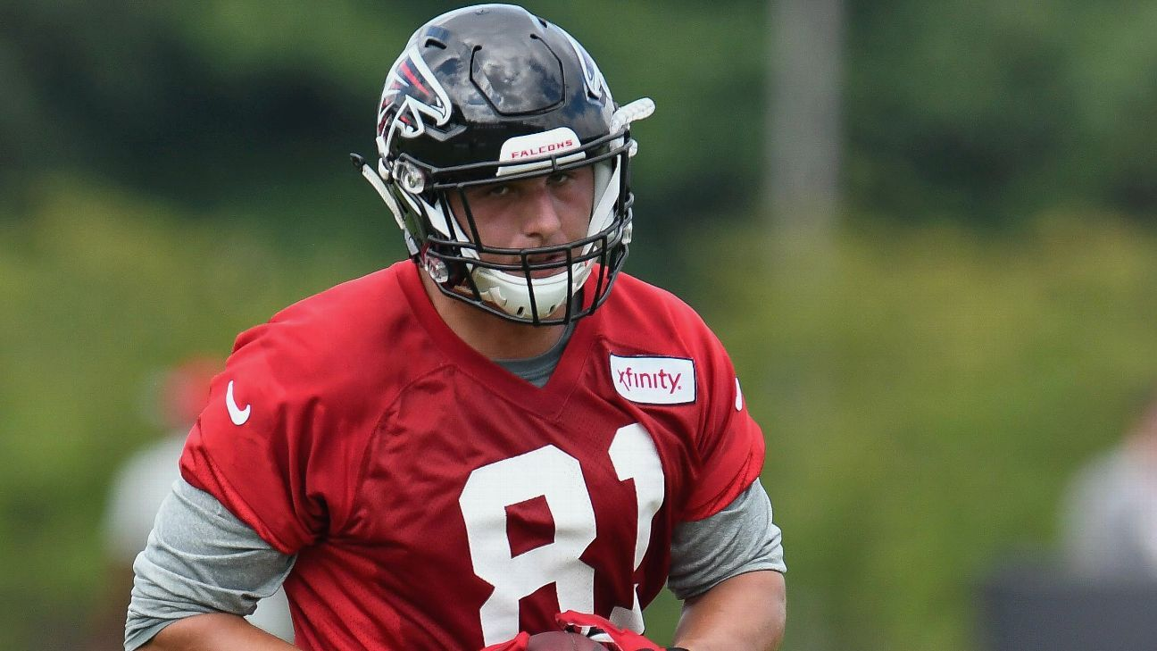 Falcons Rookie Austin Hooper Could Be Fantasy Sleeper