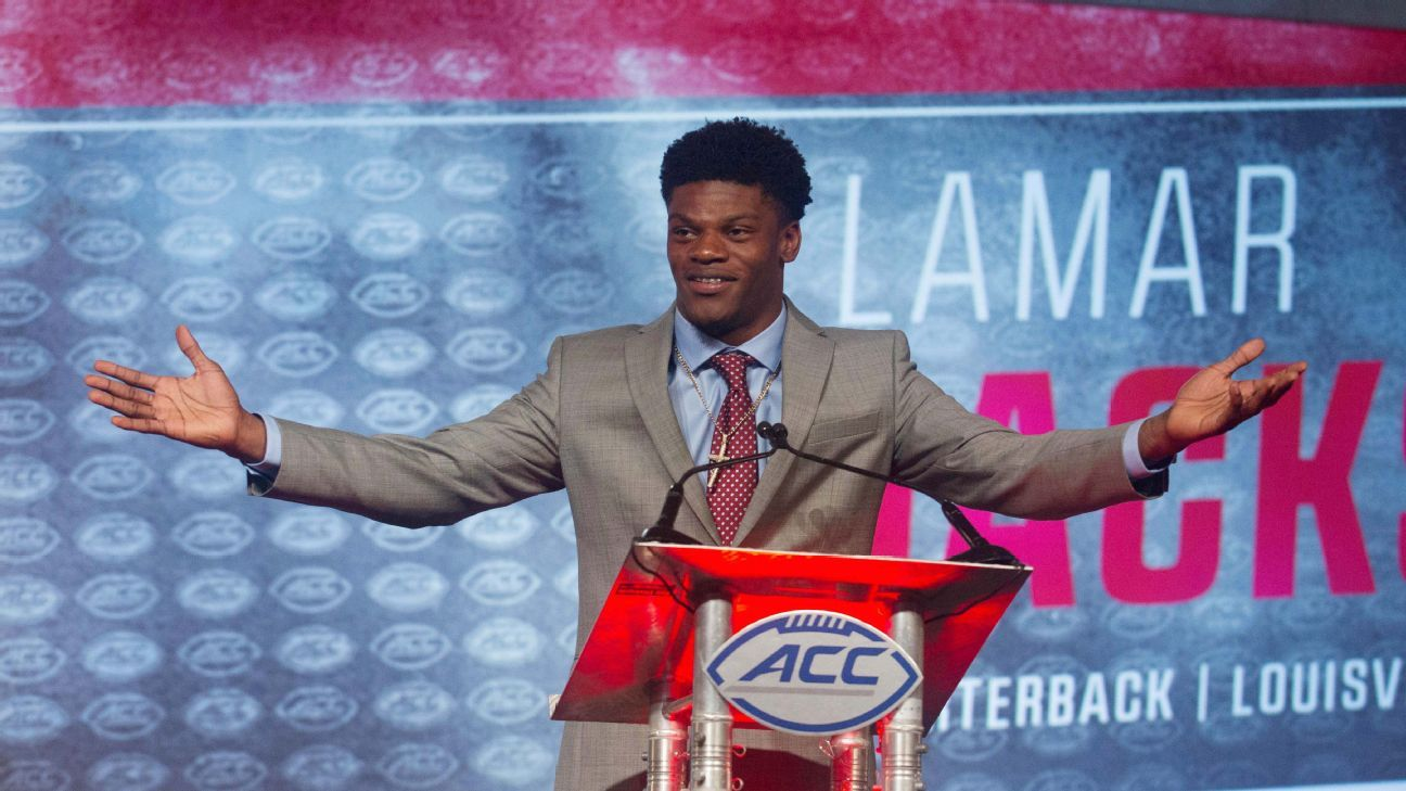 How Lamar Jackson has taken the college football world by storm